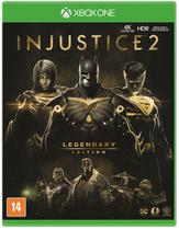 Injustice 2 - Legendary Edition - Xbox One - Warner bros.