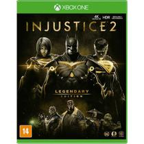 Injustice 2: Legendary Edition - XBOX ONE - Wb Games
