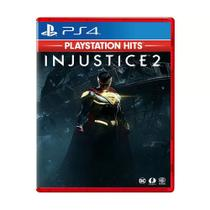 Injustice 2 (Playstation Hits) - PS4 Mídia Física - WB Games