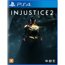 Injustice 2 - PS4 - Netherrealm studios