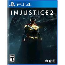 Injustice 2 - Ps4 - Sony