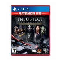 Injustice Gods Among Us (Ultimate Edition - Playstation Hits) - PS4 Mídia Física - Wb Games