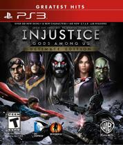 Injustice: gods among us ultimate edition - ps3 - Warner bros