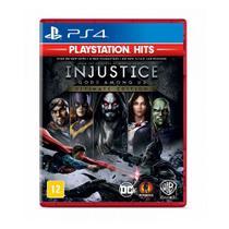 Injustice Gods Among Us Ultimate Edition - PS4 ( PS Hits ) - Warner Bros