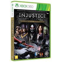 Injustice Gods Among Us Ultimate Edition - Xbox 360 - Netherrealm Studios