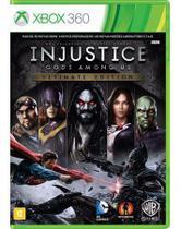 Injustice Gods Among Us Ultimate Edition - Xbox 360 - Wb