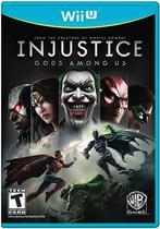 Injustice: Gods Among Us - Wii U - Nintendo