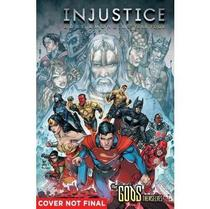 Injustice Gods Among Us Year Four Volume 1 - Dc comics