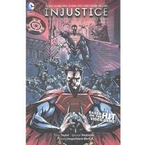 Injustice: Gods Among Us: Year Two Vol. 1 - Dc Comics