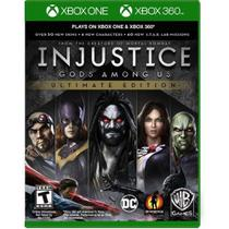 Injustice Gods Amongs Us Ultimate Edition - XBOX-ONE-360 - Microsoft