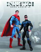 Injustice nightwing vs superman 2 pack - Diamond/Colec