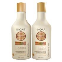 Inoar Absolut Daymoist CLR Kit - Shampoo + Condicionador -