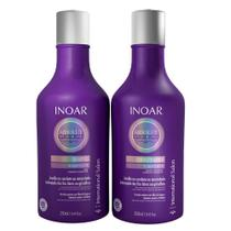 Inoar Duo Speed Blond  Kit - Shampoo + Condicionador -