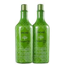 Inoar Kit Argan Oil - Shampoo e Condicionador 1000ml -