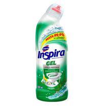 Inspira gel limpador sanitario pinho 500ml - Casa Limpa