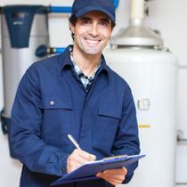 Instalação de Aquecedor de Água a Gás Até 30 Litros - iSnow -