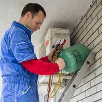 Instalação de ar condicionado Bi-Split de 18000 a 24000 BTUs - iSnow -