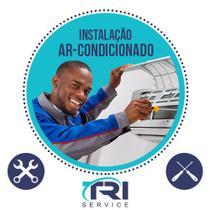 Instalação de Ar Condicionado Split Hi Wall de 11000 a 14000 BTUs Tri Service -