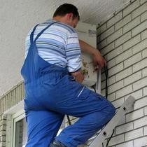 Instalação de ar condicionado Split Hi Wall de 16000 a 30000 BTUs - iSnow -