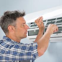 Instalação de ar condicionado Split Piso Teto de 40000 a 80000 BTUs - iSnow -