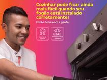 Instalação de fogão + conversão de gás - os melhores técnicos, qualidade garantida - Cdf
