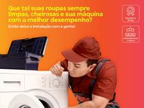Instalação de lava e seca - os melhores técnicos, serviço limpo e seguro, qualidade garantida - Cdf