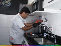 Instalação de purificador de água ou bebedouro - Cdf