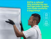 Instalação de Refrigerador Duplex - Cdf