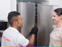Instalação de Refrigerador French Door - Cdf
