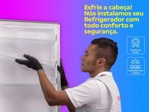 Instalação de refrigerador ou freezer - técnicos especializados -  qualidade garantida - cdf -