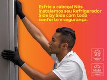 Instalação de Side by Side - Cdf