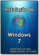 Instalacao do windows seven - Autor independente -