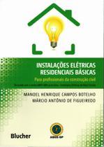 Instalações Elétricas Residenciais Básicas - Edgard Blucher