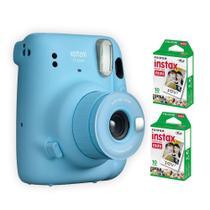 Instax Mini 11 Azul + 20 Filmes - Fujifilm