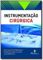 Instrumentacao cirurgica - Martinari