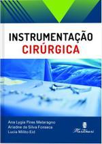 Instrumentação Cirúrgica - Melaragno/Fonseca/Eid - Martinari