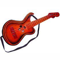 Instrumento - Guitarra Infantil - 100% Artesanal