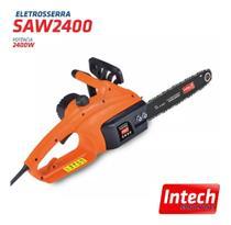 Intech machine saw2400 127v eletrosserra 2400w sabre 16 polegadas -