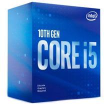 Intel Core i5 10400F - LGA 1200 - 2.9GHz (Turbo 4.3GHz) - Cache 12MB - 10ª Geração - BX8070110400F -