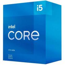 Intel Core i5 11400F - LGA 1200 - 2.6GHz (Turbo 4.4GHz) - Cache 12MB - 11ª Geração - BX8070811400F -