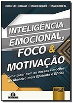 Inteligencia emocional, foco e motivacao - como li - Jurua
