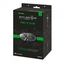 Intercomunicador active duplo interphone -