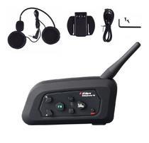 Intercomunicador Bluetooth Moto V4-1000 Capacete - Lx Shop