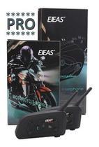 Intercomunicador Capacete Ejeas V6 Pro (Par) -