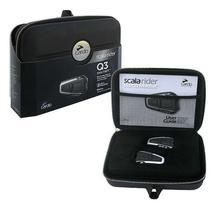 Intercomunicador de Capacete Cardo Scala Rider Q3 -