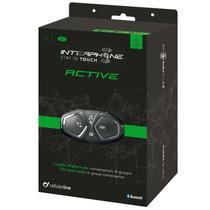 Intercomunicador para Capacete Interphone Active Unitario -