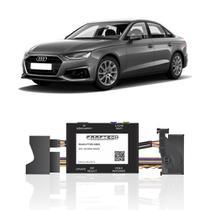 Interface Câmera de Ré Audi A4 2016 a 2020 Faaftech FT-RC-AUD4 Desbloqueio Traseiro Dianteiro Plug and Play -