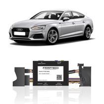 Interface Câmera de Ré Audi A5 2017 a 2019 Faaftech FT-RC-AUD4 Desbloqueio Traseiro Dianteiro Plug and Play -