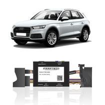 Interface Câmera de Ré Audi Q5 2018 a 2019 Faaftech FT-RC-AUD4 Desbloqueio Traseiro Dianteiro Plug and Play -