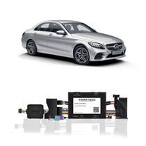 Interface Câmera de Ré Mercedes-Benz Classe A 2016 a 2018 Faaftech FT-RC-MB15 Desbloqueio Traseiro Dianteiro Plug and Play -